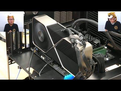 国内最速RTX 3090 FEレビュー!8Kゲーミングを見据えた巨大で獰猛なGPUの実力を検証:ジサトラKTU #169