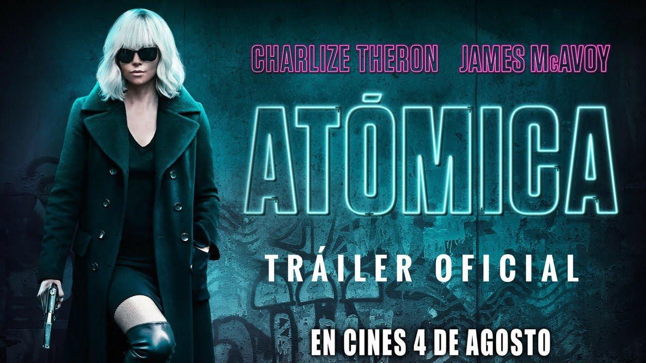 Atomica Escenas Porno charlize theron habla de la escena lésbica de 'atómica'