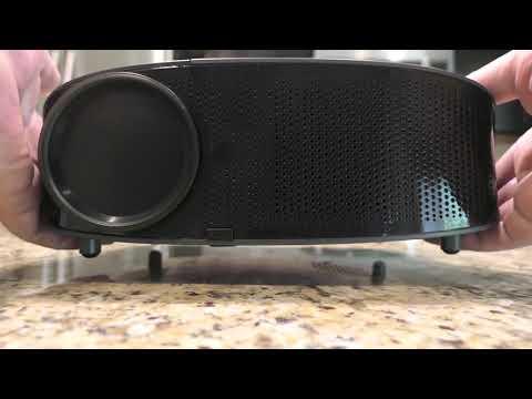Repeat VANKYO Leisure 510 Review - HD Projector by Gauging Gadgets