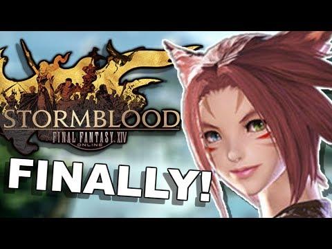 I Finally Got Final Fantasy XIV