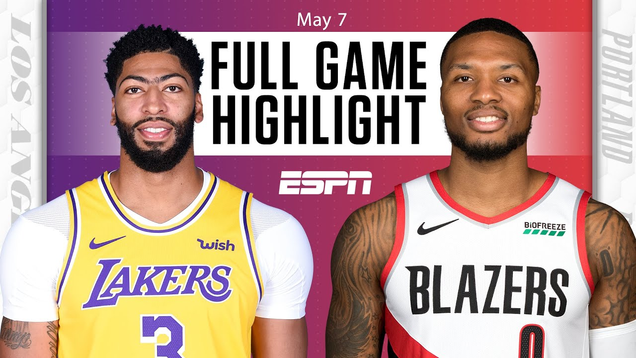 Damian Lillard leads Portland Trail Blazers past Los Angeles Lakers ...