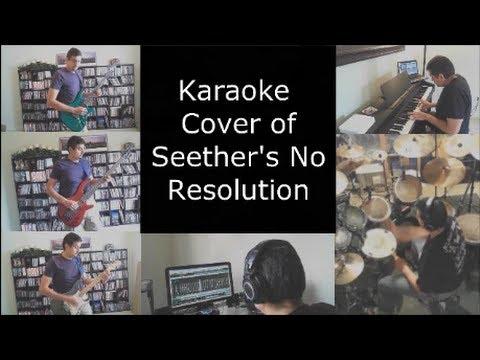 Seether - No Resolution Karaoke Version