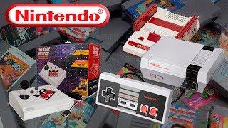 """Todo lo que puede hacer tu NES Classic Mini """"2019"""".(HD)"""