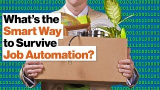 Why Coding Skills Alone Won't Save You From Job Automation | Scott Hartley
