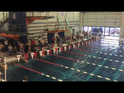Tommy Russell 100m Back - Speedo Long Island Challenge - 4.29.17
