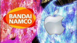 Bandai/Akatsuki vs Apple: Goku MUI vs Jiren [Dokkan Battle Parody]