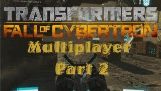 #2 Let's Play Transformers Untergang von Cybertron Multiplayer