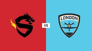 Full Match | Shanghai Dragons vs. London Spitfire | Play-In | Week 1 Day 2