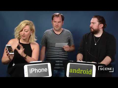 Great Debate: iPhone vs Android - Conde Nast