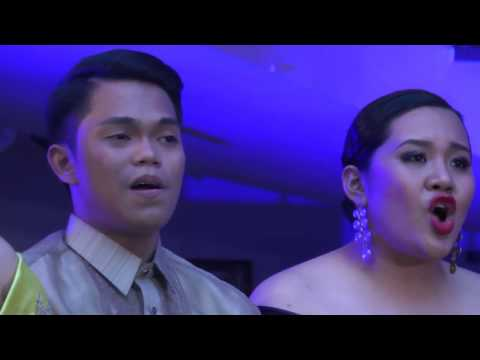 I Will Sing Forever - Philippine Madrigal Singers live at Inquirer