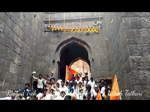RAIGAD FORT TREK on SHIVRAJYABHISHEK DAY | Raigad Killa | Sh