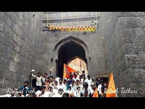 RAIGAD FORT TREK on SHIVRAJYABHISHEK DAY | Raigad Killa | Shivaji Maharaj
