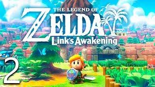 LA CAMPANA - TLoZ Link's Awakening Switch - Directo 2