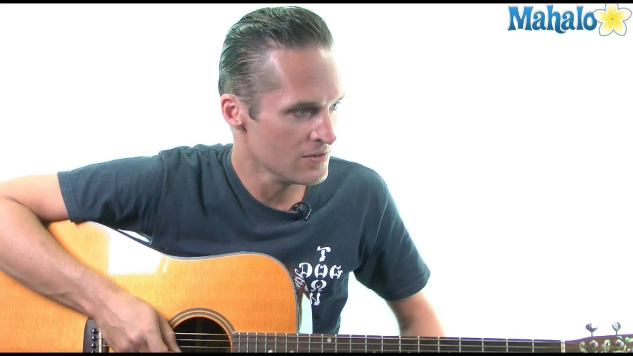 How To Play Runaround Sue By Dion And The Belmonts On Guitar