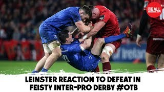 'That's just something that happens in rugby matches' | Sexton unfazed by Munster clashes