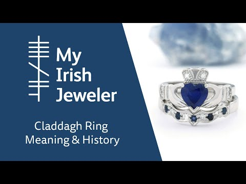 Claddagh Ring Meaning History