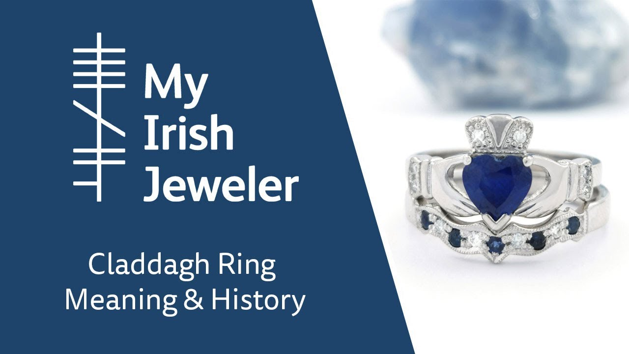 Claddagh ring meaning history youtube claddagh ring meaning history my irish jeweler biocorpaavc Gallery