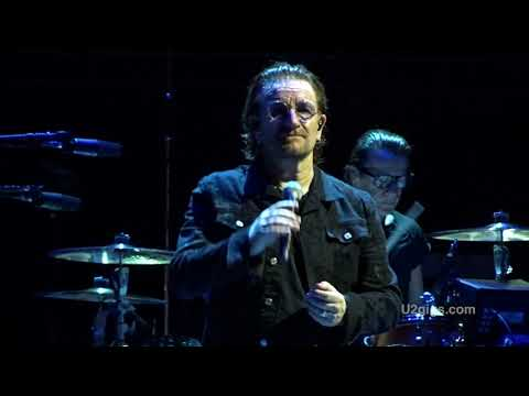 U2 Madrid One 2018-09-21 - U2gigs.com