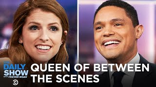 Anna Kendrick Is the Queen of Between the Scenes | The Daily Show YouTube Videos
