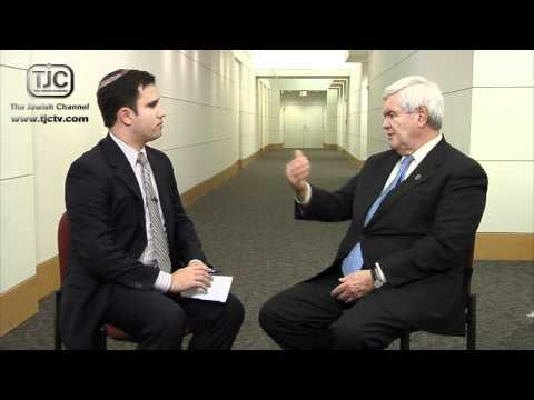 The Jewish Channel Exclusive Interview With Newt Gingrich Excerpt: Jonathan Pollard