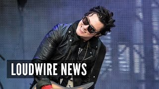 Avenged Sevenfold's Synyster Gates Reveals Baby Gender + What Made Him Cry