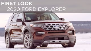 First Look | 2020 Ford Explorer | Driving.ca