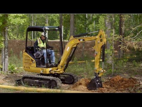 Why Rent A Cat® Mini Excavator