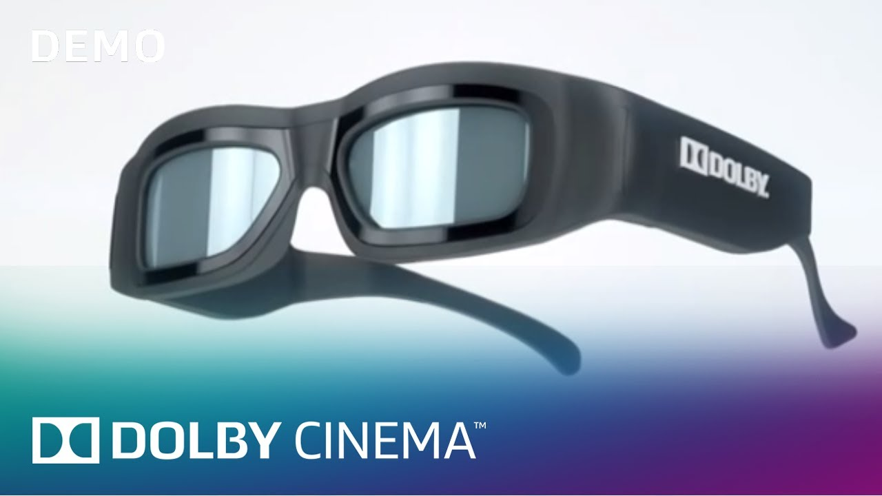 3a2c0d4d67819f Dolby Cinema - Dolby 3D Glasses