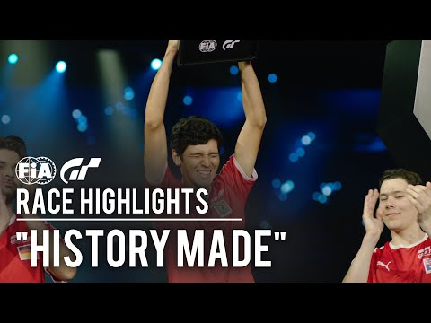 History Made ? - #FIAGTC Race Four Highlights thumbnail