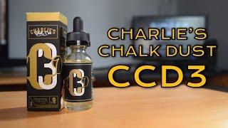 CCD3 e-Liquid Review By Charlies Chalk Dust