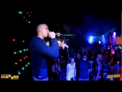 DJ Yannis G & Mizon - MC Cover // SOPRANOS 3rd BIRTHDAY // Saturday 24th November 2012