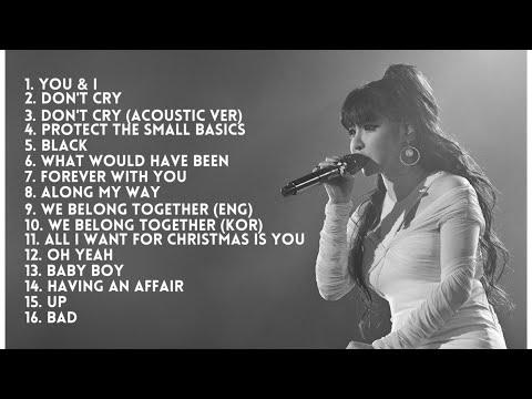 PARK BOM 박봄  SONG PLAYLIST 2NE1