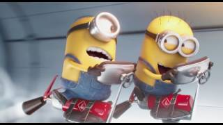 Миньоны Мини фильмы  Minions Mini Movie   The Competition 1 Серия 2016 BDRip 720p vk comFeokino