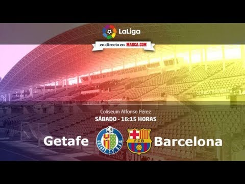 Image Result For Barcelona Vs Getafe En Vivo Y Directo