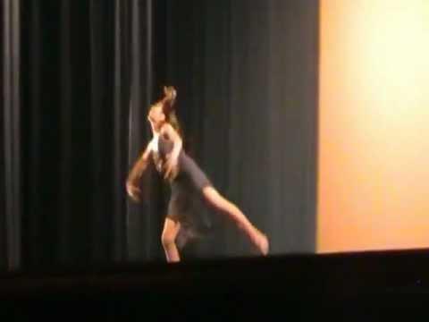 Revelations of the Broken Senior Solo to Twisted Ballerina  Jayne Sachs