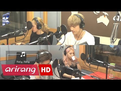 [Sound K] KARD (카드) & Hola Hola (올라 올라) _ Arirang Radio