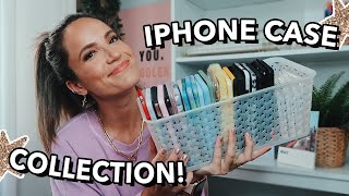 EVERY IPHONE CASE I OWN! 📱✨ (iphone xs max)