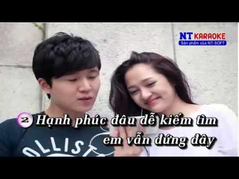 Karaoke Anh Muon Em Song Sao (moi Nu CaSi)