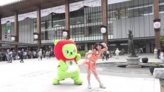 アルクマダンスを踊ってみた アップアップガールズ(仮)関根梓withアルクマ