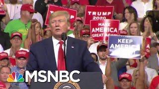 WaPo: Trump Re-Election Rally Speech Filled With False, Misleading Claims | Hardball | MSNBC