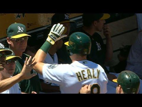 7/16/16: Davis, Healy lead A
