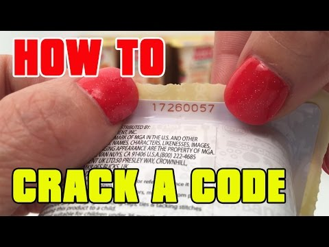 Learn How to Crack a Code Hack Num Noms Series 2 & GIVEAWAY - PART 1 CoolToys