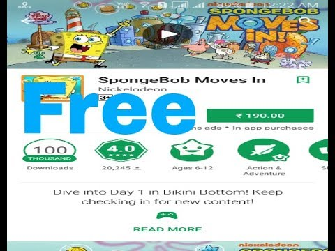 How To Free Download Spongebob Movie In For Android