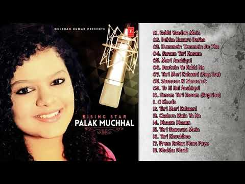 Best of Palak Muchhal | Top 20 Songs | Jukebox 2018