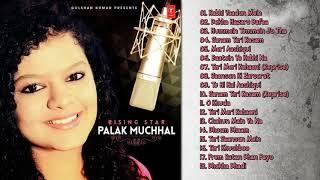 Best of Palak Muchhal | Top 20 Songs | Jukebox 2018