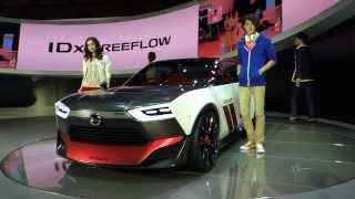 The 43rd TOKYO MOTOR SHOW 2013 NISSAN IDx nismo