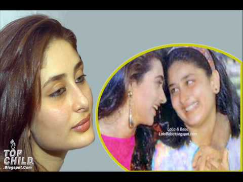 LoLO Bebo Childhood | karishma & kareena - YouTube