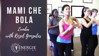 Mami Che Bola - Zumba with Rozel - West Island Montreal