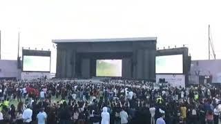 SMTOWN LIVE WORLD TOUR VI IN DUBAI - Opening VCR | April 06, 2018
