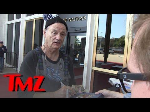 Bill Murray Savagely Turns Down $3 Puerto Rico Hurricane Relief Donation | TMZ